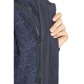 Bergans W's Oslo 3in1 Coat Outer:Dark Navy Mel/Inner:Dark Navy Mel